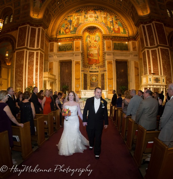 Wedding at St Sophia