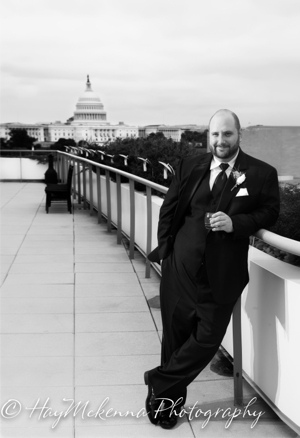 Newseum Wedding - 117