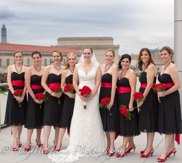 Newseum Wedding - 123