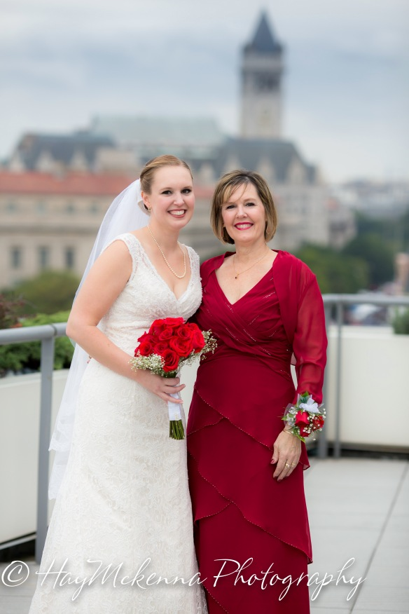 Newseum Wedding - 130