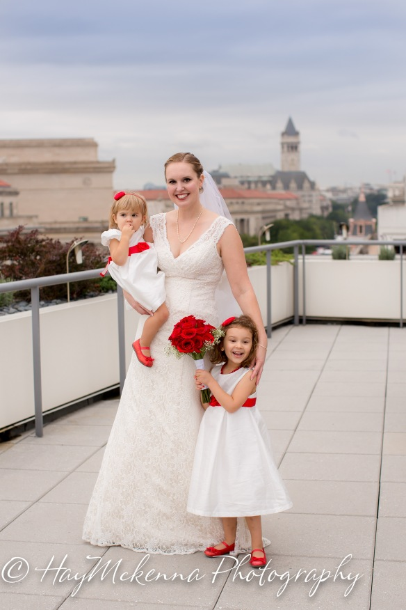 Newseum Wedding - 131