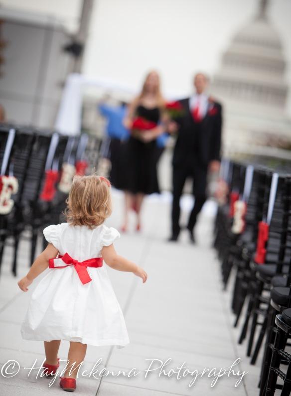 Newseum Wedding - 134
