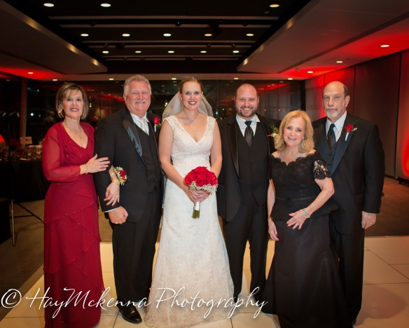 Newseum Wedding - 156