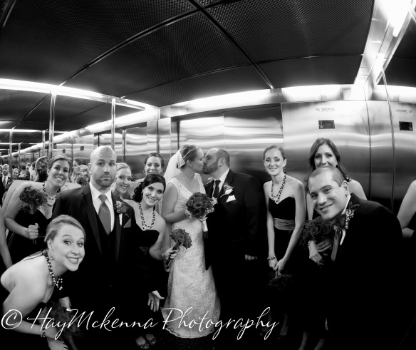 Newseum Wedding - 157