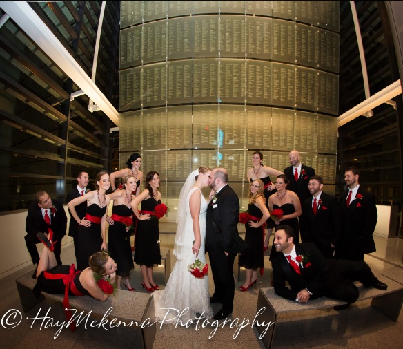 Newseum Wedding - 158