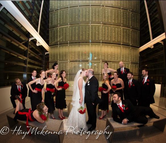 Newseum Wedding - 158
