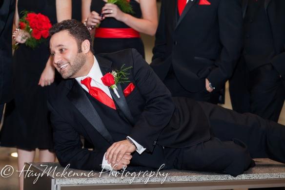 Newseum Wedding - 159