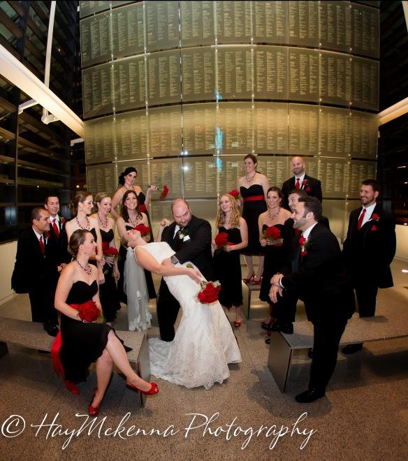Newseum Wedding - 161