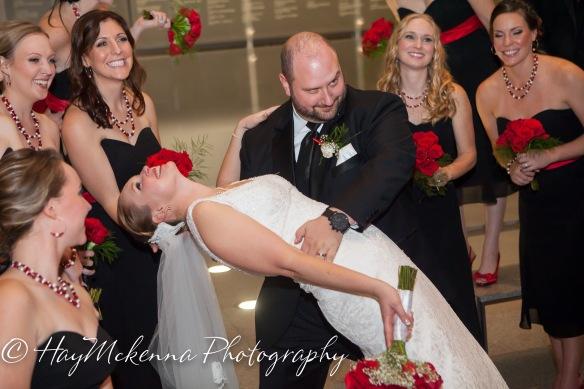 Newseum Wedding - 162
