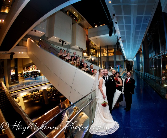 Newseum Wedding - 163