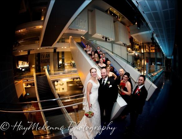 Newseum Wedding - 165