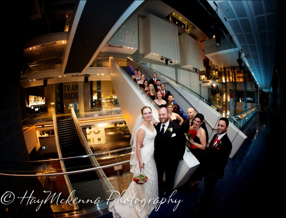 Newseum Wedding - 165