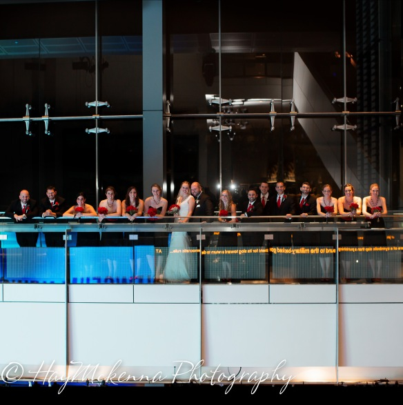 Newseum Wedding - 168