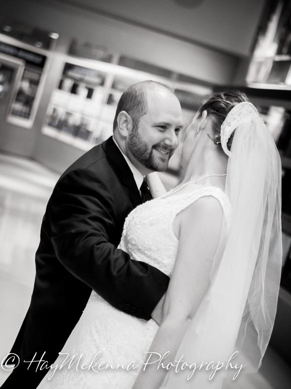 Newseum Wedding - 171