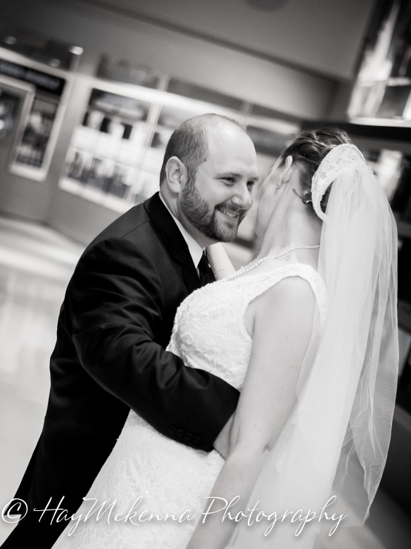 Newseum Wedding - 171