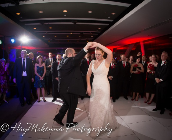 Newseum Wedding - 178