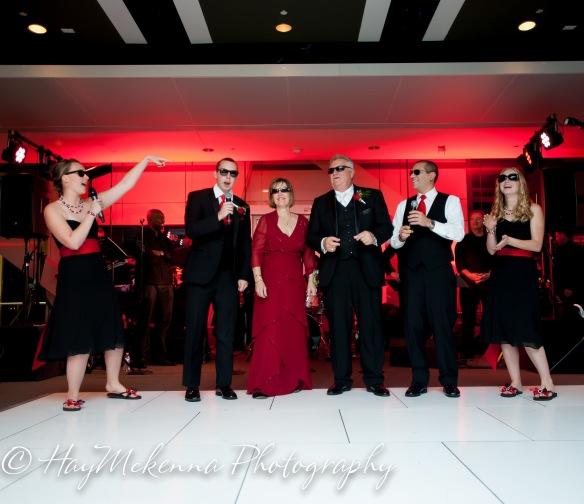 Newseum Wedding - 186