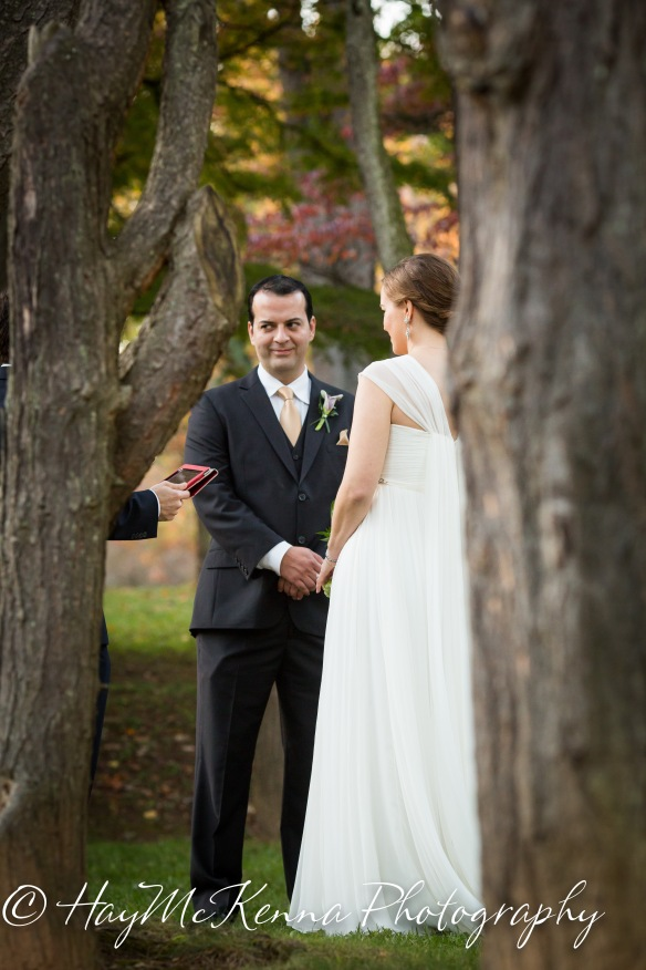 Woodend Sanctuary Wedding